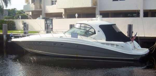 2005 Searay 42ft Low Hours