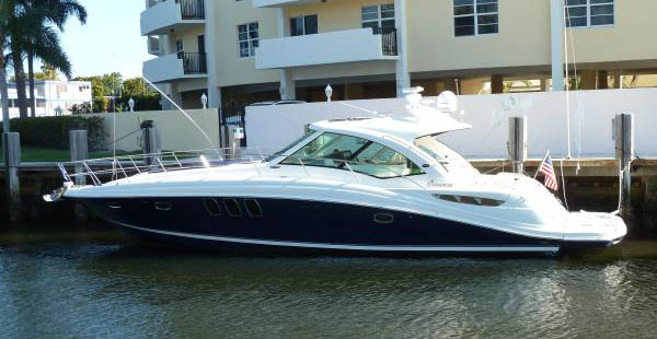 42 Ft Searay Sundancer 2005