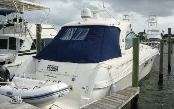 52ft 2007 Searay